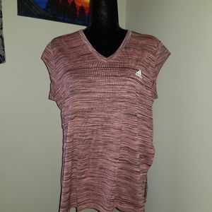 Adidas Sleeveless Melon Performance Shirt